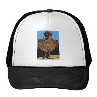 Fat Tin Man Trucker Hats