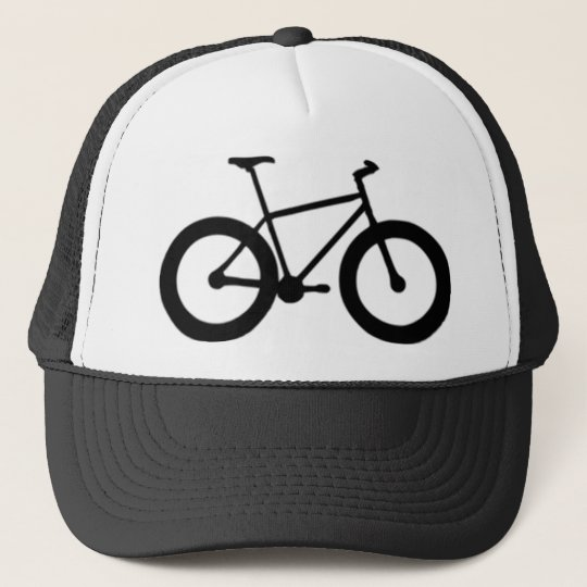 fat tired bicycle cap