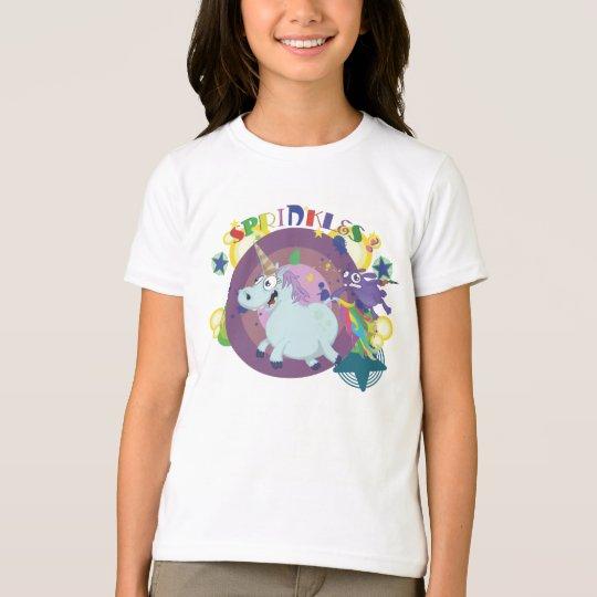 fat unicorn on the run T-Shirt