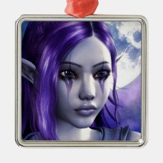 fata violissima christmas ornament