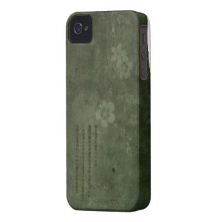 Fatal Frame 2 Green Diary - iPhone Case iPhone 4 Cases