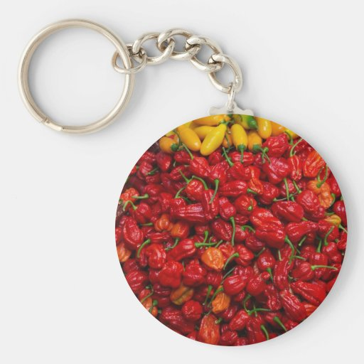 Fatalii's Chile Peppers 2 Keychains