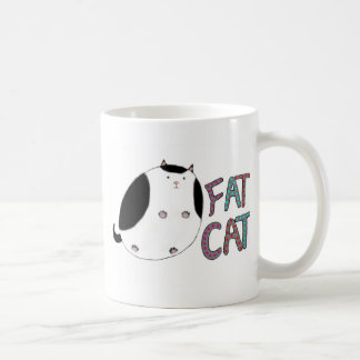 Fatcat Coffee Mug
