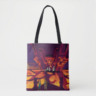 Fate of Atlantis God Machine Tote