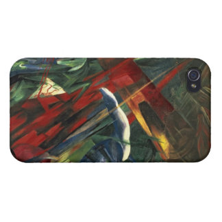 Fate of the Animals, 1913 iPhone 4/4S Cases