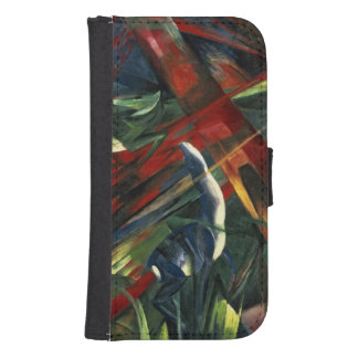 Fate of the Animals, 1913 Samsung S4 Wallet Case
