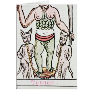 Fate, tarot card, French Card