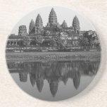 fatfatin Angkor Wat Cambodia Photography Coasters
