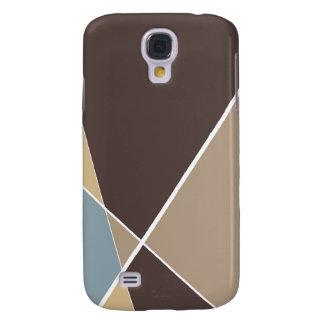 fatfatin Criss Cross Mocha ®  Galaxy S4 Case