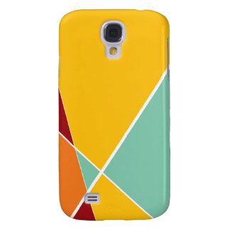 fatfatin Criss Cross Tropical ®  Galaxy S4 Case