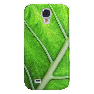 fatfatin Green Leaf Photo ®  Galaxy S4 Case