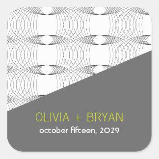 fatfatin Mod Rings 01 Wedding Favor Stickers