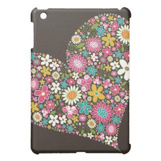 fatfatin Spring Flowers 2 Heart ® iPad Mini Cover