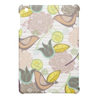 fatfatin Sweet Birds Floral Garden ® Cas iPad Mini Covers