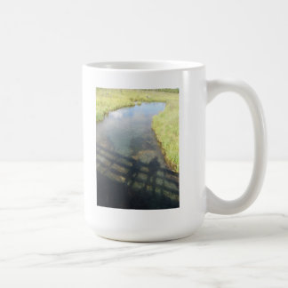 Father and Son Reflection Coffee Mug