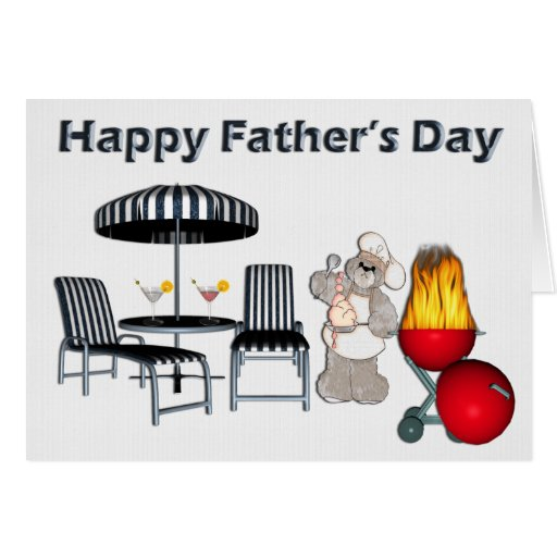 Father's Day4 Greeting Card