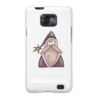 Father Christmas Galaxy SII Cases