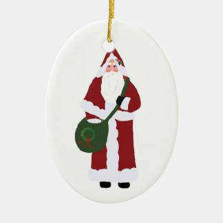 Father Christmas Christmas Ornament