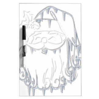 Father Christmas Dry Erase Board