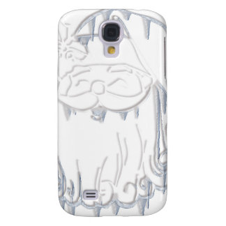 Father Christmas Galaxy S4 Case