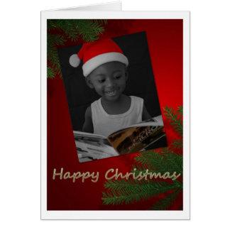 Father Christmas Junior Card