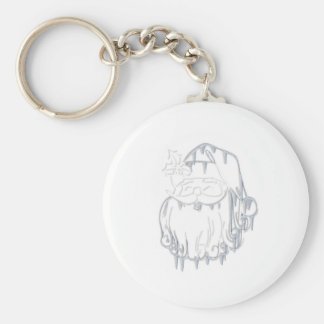 Father Christmas Keychains