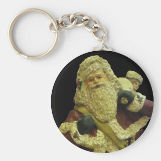 """FATHER CHRISTMAS"" KEYCHAIN"