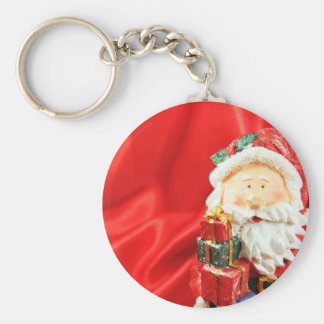 Father Christmas Key Ring