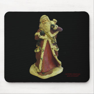 """""""FATHER CHRISTMAS""""MOUSE PAD MOUSE MAT"""