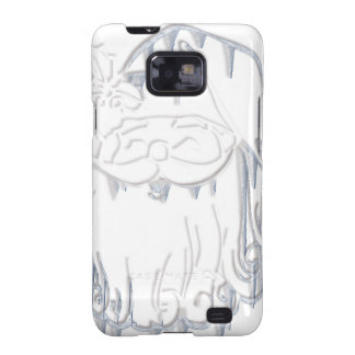 Father Christmas Samsung Galaxy SII Cases