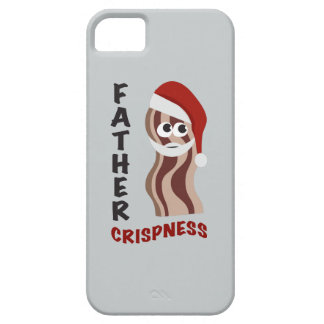 Father Crispness! Bacon iPhone 5 Covers