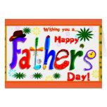 Father Day Card by Mojisola A Gbadamosi Okubule