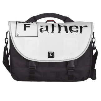 Father Father s day gift Laptop Commuter Bag