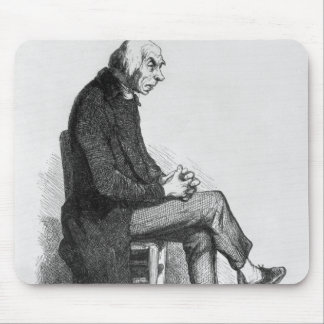 Father Goriot, illustration from 'Le Pere Mouse Pad