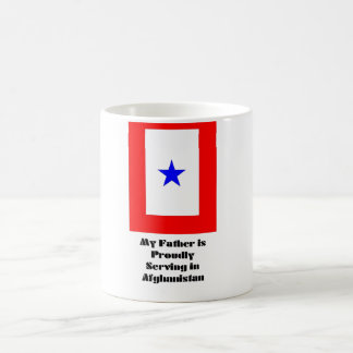 Father in Afghanistan Coffee Mug