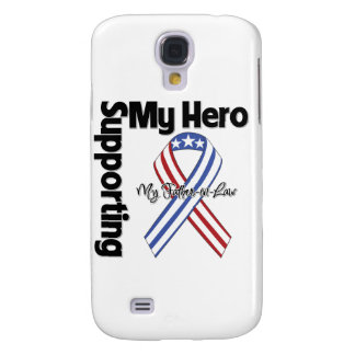Father-in-Law - Military Supporting My Hero Galaxy S4 Case