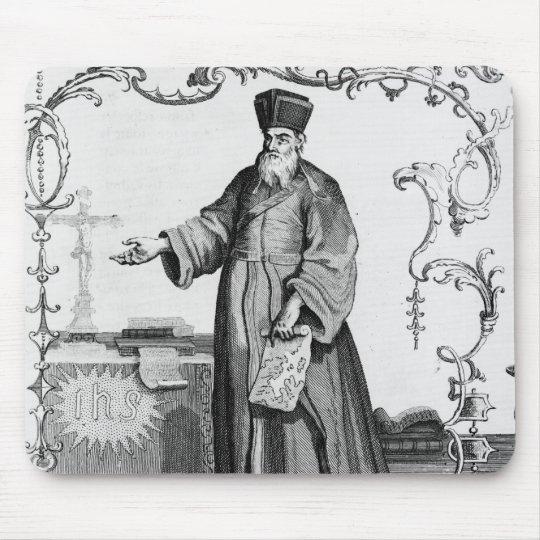Father Matteo Ricci Mouse Mat