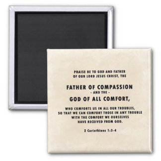 Father of Compassion Magnet
