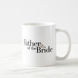 Father Of The Bride Basic White Mug