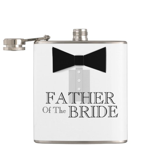 Father of the Bride Bow Tie Tuxedo Hip