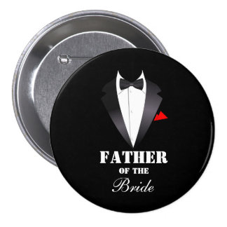 Father of the Bride - Button