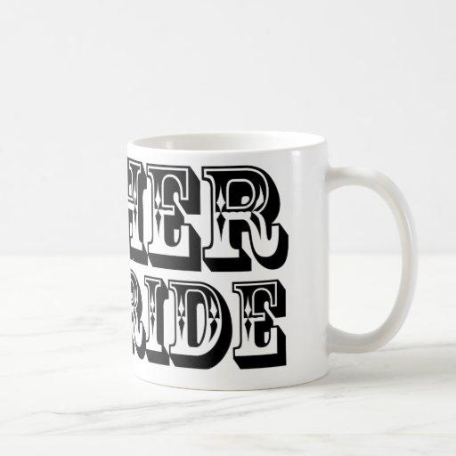 Father of the Bride - Old West Basic White Mug