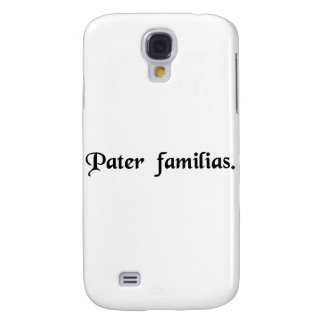 Father of the family samsung galaxy s4 cases