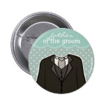 Father of the Groom // BLUE Badge