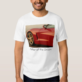 Father of the Groom Tee Shirts
