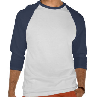 Father of the Groom Western Blue T-Shirt