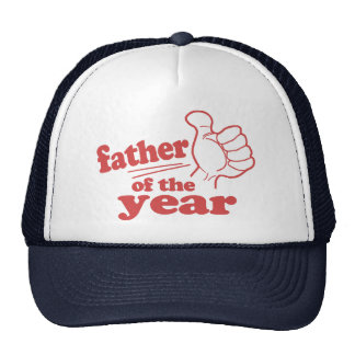 Father of the Year Cap