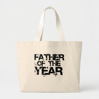 Father of the year. Father's day gift Tote Bag