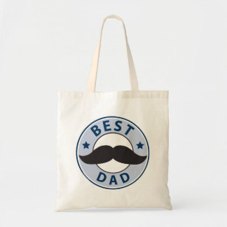 Father s Day Best Dad Canvas Bags