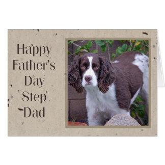 Father s Day Card For Step Dad